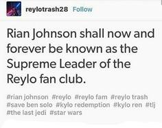 All hail the Supreme Leader