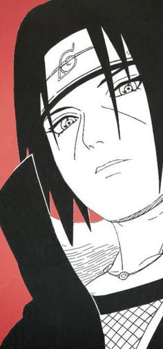 Itachi | His Face --> (o/_o)