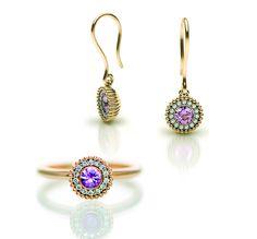 Drop Earrings, Jewels, Vintage, Fashion, Moda, Jewerly, Fashion Styles, Drop Earring, Vintage Comics