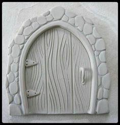 Двери лепка