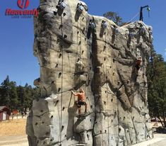 Heavenly shares stats for their successful rock climbing wall - Eldorado Climbing Walls Indoor Climbing, Climbing Wall, Rock Climbing, Heavenly Ski Resort, Concept Architecture, Water Slides, During The Summer, Bouldering, Park