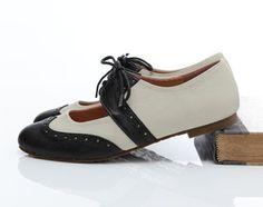 BN Womens Shoes Classics Dress Lace Ups Low Heels Oxfords Flats Pink Brown Black | eBay