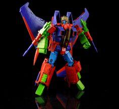 Custom Masterpiece Shattered Glass (SG) Thundercracker