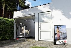 Quiksilver: Treadmill | #ads #marketing #creative #werbung #print #advertising #campaign < found on www.adsoftheworld.com pinned by www.BlickeDeeler.de | Follow us on www.facebook.com/blickedeeler