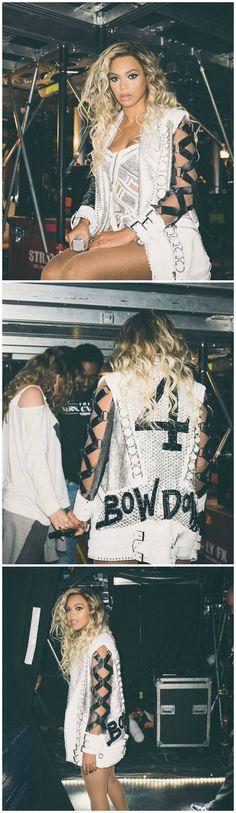 Beyoncé shows-off Versace tour costumes :: Cosmopolitan UK