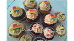 Cupcakes GLS e mini cupcakes