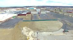 Aerial Tour of The Shoppes at Parma 01/2016