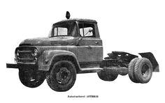 SR 115 Tractor, Roman, Automobile, Monster Trucks, Vehicles, Car, Tractors, Autos, Cars