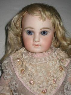 EARLY PORTRAIT JUMEAU DOLL 13 INCH in   eBay