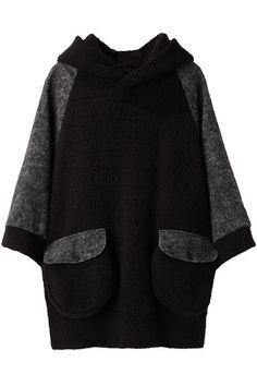 Y's Herringbone Pullover, $1,250; lagarconne.com