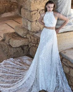 Gorgeous Nurit Hen Wedding Dresses