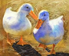 Wait for Me Painting by Bonnie Rinier - Wait for Me Fine Art Prints and Posters for Sale