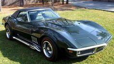 '69 Corvette Stingray