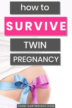 Expecting twins? Congratulations! Here are the big tips you need to survive twin pregnancy in style. Being pregnant with twins can be tough, but you are tougher. These tips will help you get ready for life with twins in style. Twin moms to be need to read this before having twins. Twin mom tips. Twin pregnancy twins. Twin life. Life with twins. Pregnant with twins. #twinpregnancy #twinmom #newborntwins #twinlife #expectingtwins Team-Cartwright.com Pregnancy Twins, Breastfeeding Twins, Expecting Twins, Newborn Twins, Twin Belly, Twins Schedule, Exercise While Pregnant, Best Chiropractor, Twin Quotes