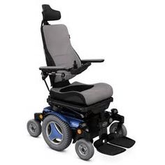 how to use an electric wheelchair