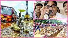 রাস্তা খোঁড়াখুঁড়ি নিয়ে একি বললেন ঢাকার মেয়র মহোদয়!!!(ভিডিও)-Bangla News3...