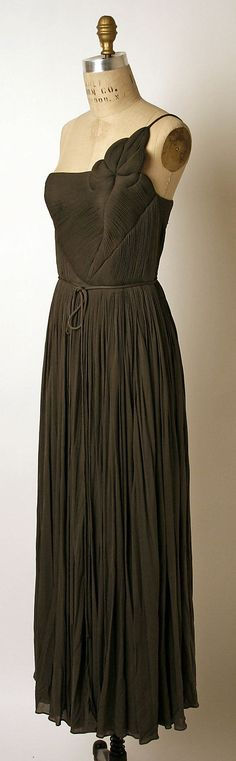 Ensemble, Madame Gres, 1960's