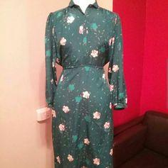 Dress Vintage Vintage  Dresses Midi