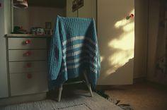 Grandma's old knit gardigan