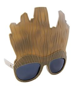 Another great find on #zulily! Guardians of the Galaxy Groot Sun-Stache Sunglasses #zulilyfinds