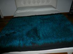Tibet lamb fur cover