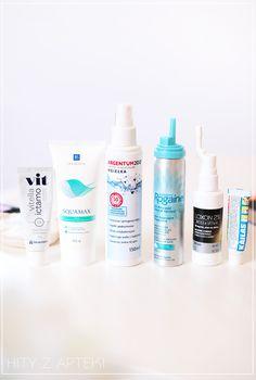 Alina Rose Blog Kosmetyczny: HITY Z APTEKI po które wracam + hit mojej przyjaciółki:) Skin Treatments, Shampoo, Hair Beauty, Bronzer, Personal Care, Bottle, Makeup, Health, Blog