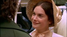 Ruth Wilson, Jane Eyre - Jane Eyre directed by Susanna White (TV Mini-Series, BBC, 2006) #charlottebronte