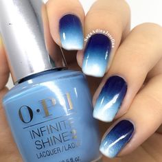 OPI - Lady in Black, Eurso Euro, Blue-yond, Alpine Snow