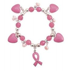 Wear the support on your wrist. Pink pink pink!
