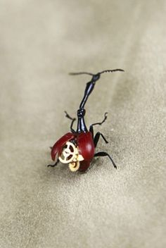 #steampunk #steampunk insects