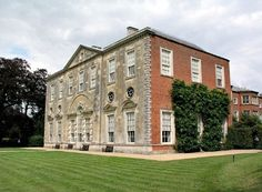 Claydon House Buckinghamshire open from April to Oct Sat-Wed 1-4 pm. The Interior is the finest example of decorative 18th century rococo in England. Wadesdon Manor is 21 km NW of Aylesbury-Buckinghamshire's county town. Aylesbury is on hour by train from London's Marylebone station. From there take bus #17 to Middle Claydon which is the nearest you'll get by public transport - 3 km from Claydon House.