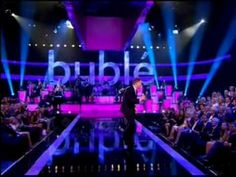 Micheal Buble Everything live vocal HD dvd i love his voice