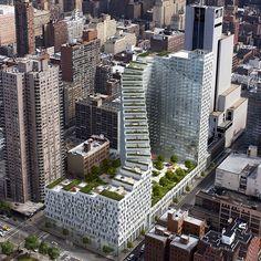 Nova York - Prédio escada - SkyscraperCity