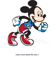 Signed up for the Disney 1/2 marathon.  Brian is doing the Goofy Challenge again...1/2 and full marathon!