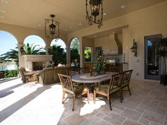 Pictures of Outdoor Kitchens: Gas Grills, Cook Centers, Islands & More | Outdoor Spaces - Patio Ideas, Decks & Gardens | HGTV