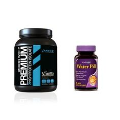 Protein, Whey Isolate, Container