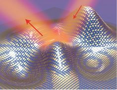 Berkeley researchers have devised an #ultra-thin #invisibility #'skin' cloak that can conform to the shape of an object and conceal it from detection with visible light. Although this cloak is only microscopic in size, the principles behind the technology should enable it to be scaled-up to conceal macroscopic items as well.