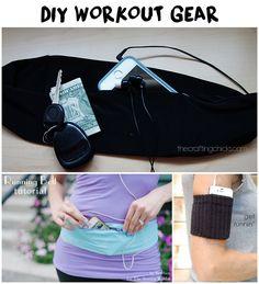 6 Free DIY Workout A