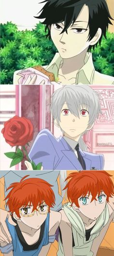 mystic messenger 이미지 omfg yas mystic messager x ouran highschool host club