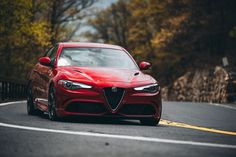 Please Ogle These Photos of the Alfa Romeo Giulia Quadrifoglio