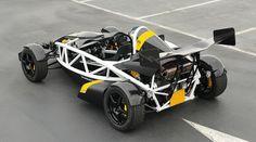 Ariel Atom 3.5R Roadster 4 - TheCoolist - The Modern Design Lifestyle Magazine