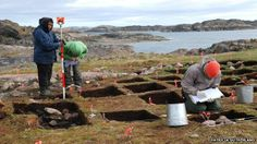 The research for Canada's Vikings. An archaeologist with close links to Scotland is painstakingly gathering evidence of early Viking contact with people who once occupied Arctic Canada.