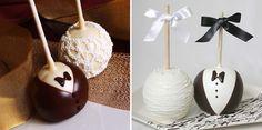 Souvenirs de bodas originales y comestibles - Vestidos de novios! #weddings #bodas