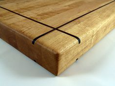 Craft Cutting Board | Cool Cutting Boards With Inlay | Woodworker's Guide