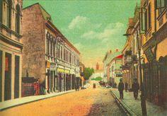 Craiova - Str. Buzesti Old Pictures, Old Photos, Painting, Vintage, Painting Art, Paintings, Vintage Comics, Painted Canvas, Primitive