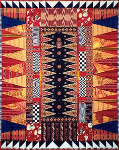 Art Quilt Techniques Free | Priscilla Bianchi Art Quilt Galleries