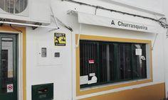 Campomaiornews: Churrasqueira da Rua da Moagem depois das obras re...