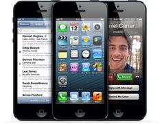 Apple - iPhone 5 - The thinnest, lightest, fastest iPhone ever!
