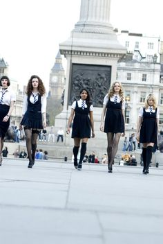 St Trinian's! Hilarious and one of my favourites :)
