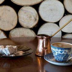 Traditional Greek coffee. #Greektradition